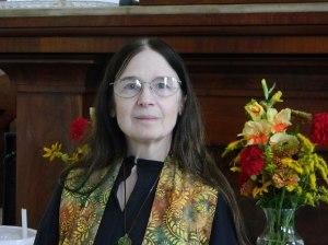 Reverend Inanna Arthen